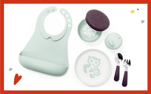 stokke Munch Set